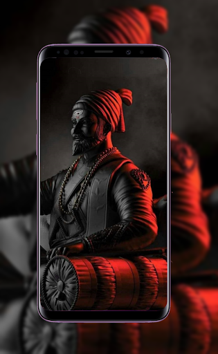 shivaji maharaj hd wallpaper : image screenshot 2