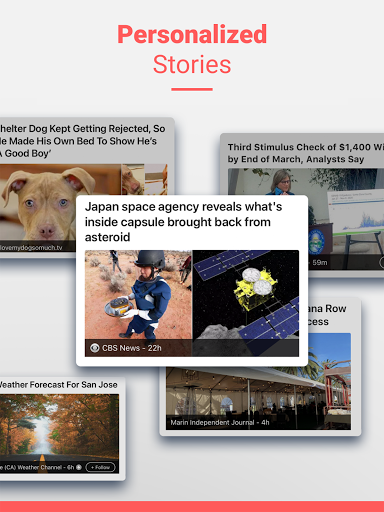 NewsBreak: Local News that Connects the Community android2mod screenshots 11