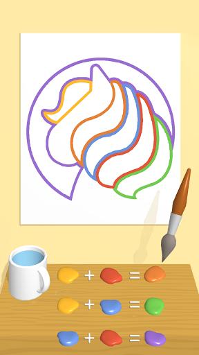 Paint Puzzle screenshots 3