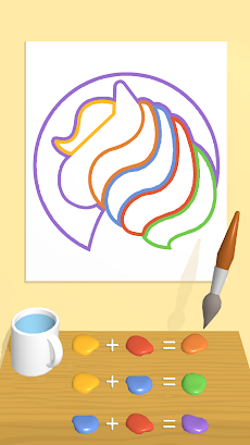 Paint Puzzleのおすすめ画像3