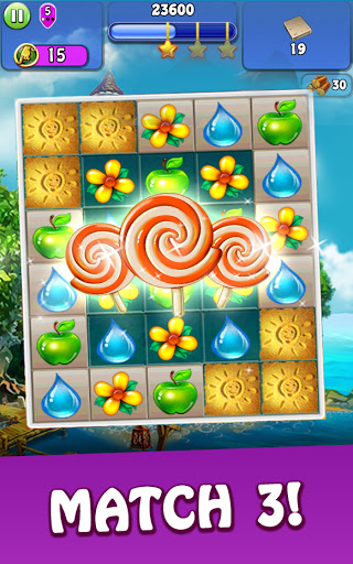 Magica Travel Agency: Match 3 Games, Jigsaw Puzzle  screenshots 2