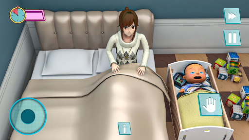Pregnant Mother Anime Games:Pregnant Mom Simulator  screenshots 3