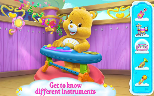 Care Bears Music Band apktram screenshots 15