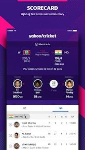 Yahoo Cricket App – Live score & Fantasy Insights 7