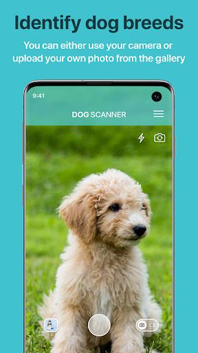 Dog Scanner u2013 Dog Breed Identification 9.6.1-G screenshots 1