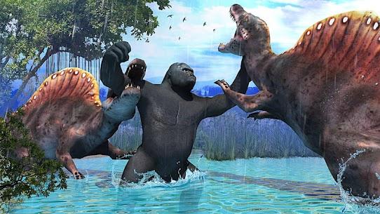 Dinosaur Hunter 2021: Dinosaur Games 1