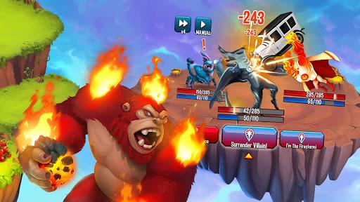 Monster Legends: Breeding Simulator & RPG Arena screenshots 2