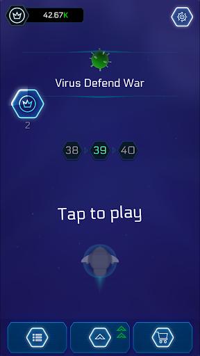 Virus Defend War  screenshots 1