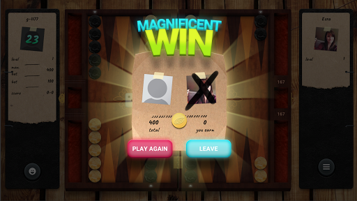 Backgammon GG - Online Board Game 2.1 screenshots 2