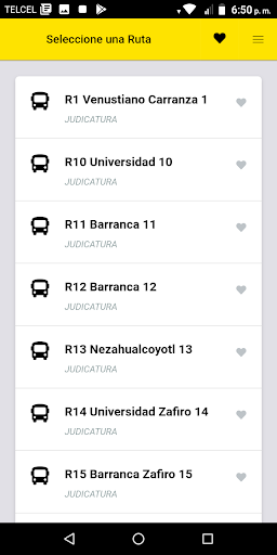 utep bustracker screenshot 2