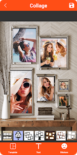 Fotoğraf kolajı, fotoğraf çerçeveleri, fotoğraf düzenleyici Full Apk İndir 5