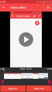 屏幕錄像機許可證 APK 4