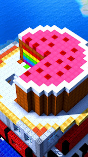 Tower Craft 3D - Idle Block Building Game 1.9.7 APK + Mod (Unlimited money) for Android