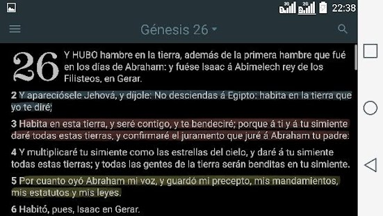 Biblia del Oso Screenshot