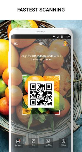QR Scanner - QR Code Reader & Barcode Generator 2.0.36 Screenshots 4