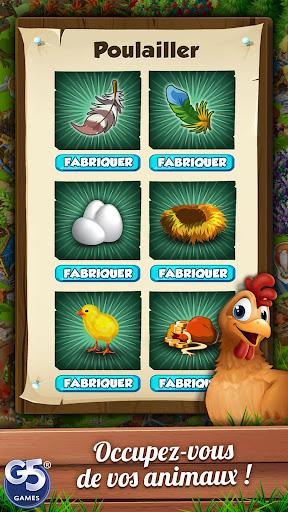 Farm Clan®: Aventure à la ferme APK MOD – Pièces Illimitées (Astuce) screenshots hack proof 2