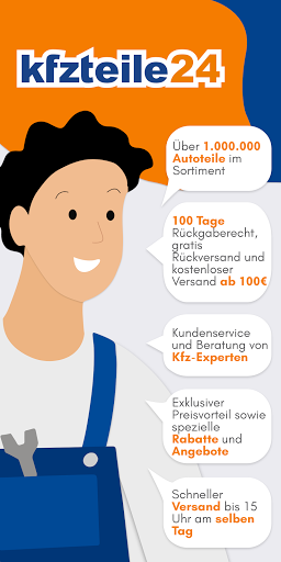 kfzteile24 - Autoteile kaufen 2.3.1 screenshots 1