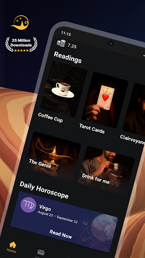 Faladdin: Daily Horoscope & Tarot Card Readings apktram screenshots 1
