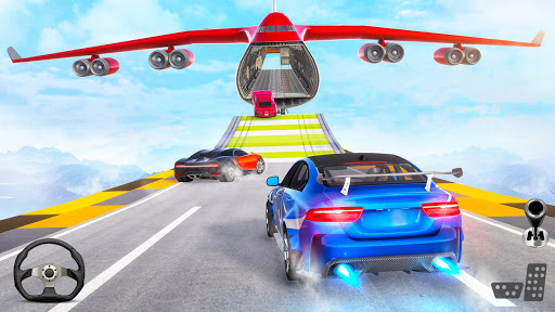 Gangster Car Stunt Games: Mega Ramp Car Simulator screenshots 7