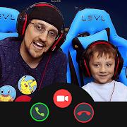 Family Team Fake Call - FGTeeV Fake Call & Chat