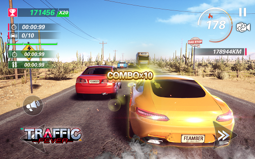Traffic Fever-Racing game 1.35.5010 Screenshots 7