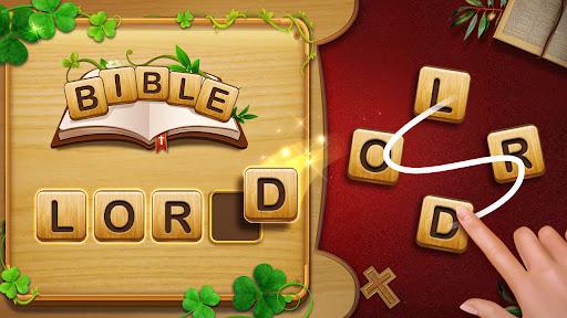 Bible Word Connect-Fun Way to Study Bible apkpoly screenshots 2