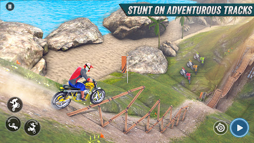 Bike Stunt 3: Bike Racing Game  screenshots 4