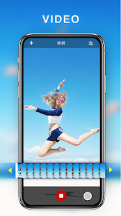 HD Camera - Best Filters Cam with Editor & Collage 2.6.4 Screenshots 6