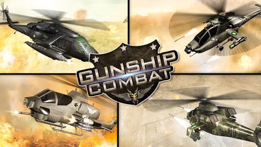 GUNSHIP COMBAT - Helicopter 3D Air Battle Warfare 1.45 screenshots 12