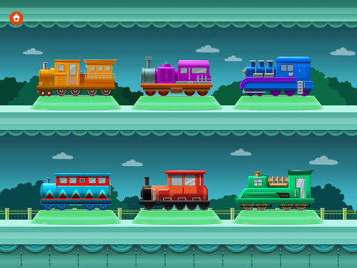 Train Builder - Train simulator & driving Games 1.1.4 screenshots 7