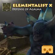 ElementalistX VR for Cardboard  Icon