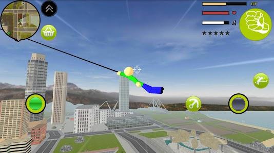 Body Stickman Basics Rope Hero   Open World Crime 1.2