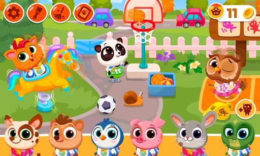 Bubbu School u2013 My Cute Animals apkpoly screenshots 6