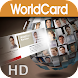 WorldCard HD - Androidアプリ