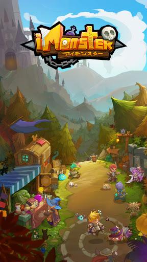 iMonster Classic - Hero Adventure modiapk screenshots 1