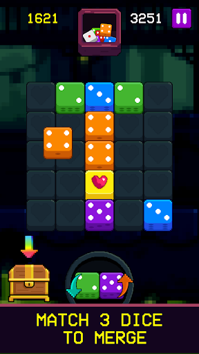 Dice Merge Color Puzzle apkpoly screenshots 16
