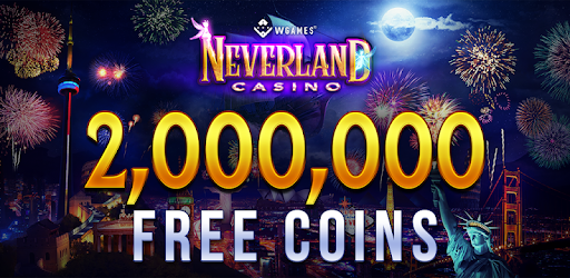 What Machines Are On Neverland Slots