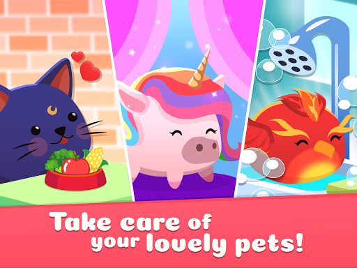Animal Rescue - Pet Shop and Animal Care Game Screenshots 12