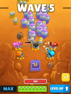Auto Defense – Play this Epic Real MOD APK 0.9.9.15 (Unlimited Money, Gems) 12