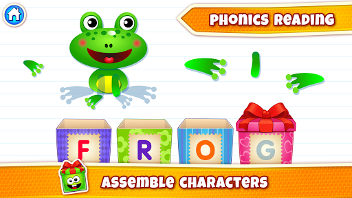 Baby ABC in box! Kids alphabet games for toddlers! 3.3.3.2 screenshots 5