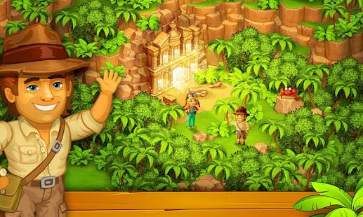 Farm Island: Hay Bay City Paradise 2.25 Screenshots 3
