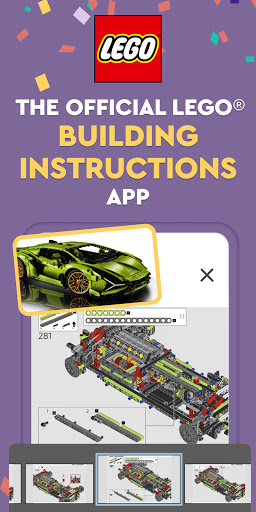 LEGO® Building Instructions apktreat screenshots 1