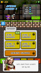 Japanese Dungeon 2: Save the king 1