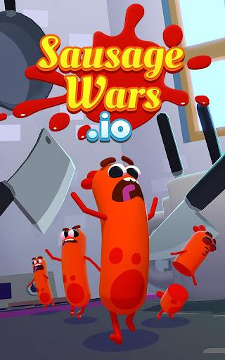 Sausage Wars.io 1.6.7 screenshots 21