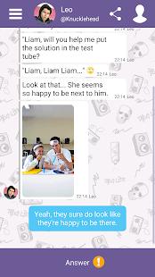 Hey Love Tim: High School Chat Story Unlimited Money