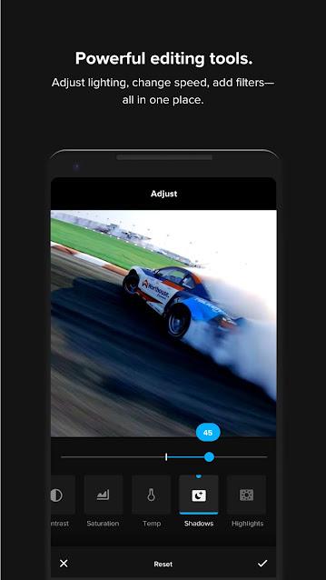 GoPro: Quik Video + Photo Editor 1.0 APK + Mod (أموال غير محدودة) لنظام Android