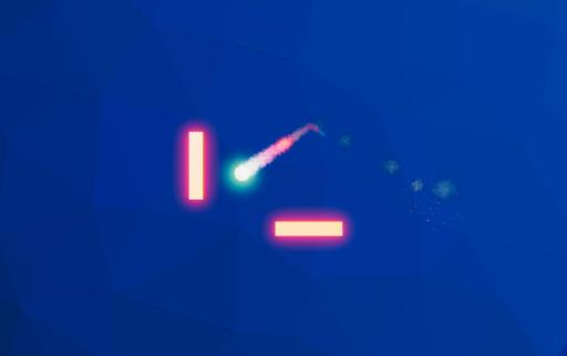 hit ball escape go:bricks breaker free game puzzle screenshot 1