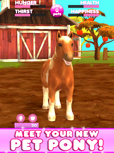 Virtual Pet Pony For PC Windows (7, 8, 10, 10X) & Mac Computer Image Number- 15
