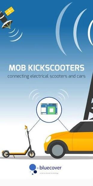 Screenshot 2 de MOB kickscooters para android