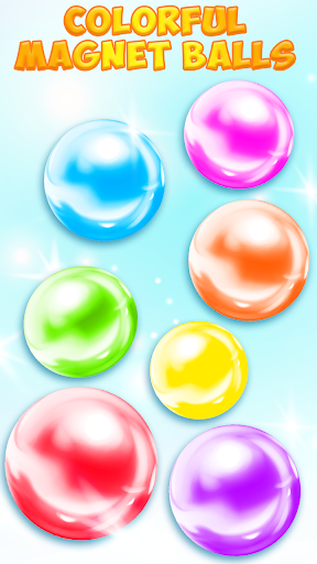 Magnetic Balls Color By Number - Magnet Bubbles android2mod screenshots 6